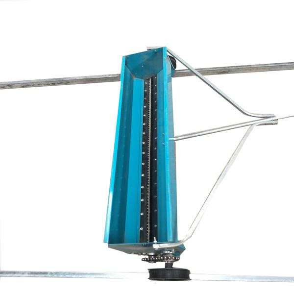 Semeadura de Arroz Mão-Empurrada Clássica Levantamento E Semeadura Machine1. 12 m de Largura Para Semeadura Transplantador Levantando Correndo Em 2.5 * 5 cm de Aço Quadrado