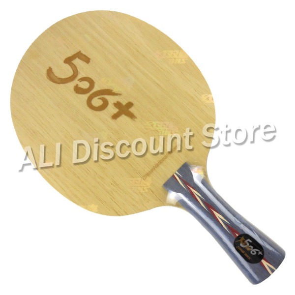 DHS TG 506+ TG506+ TG-506+ OFF++ Table Tennis Blade for PingPong Racket