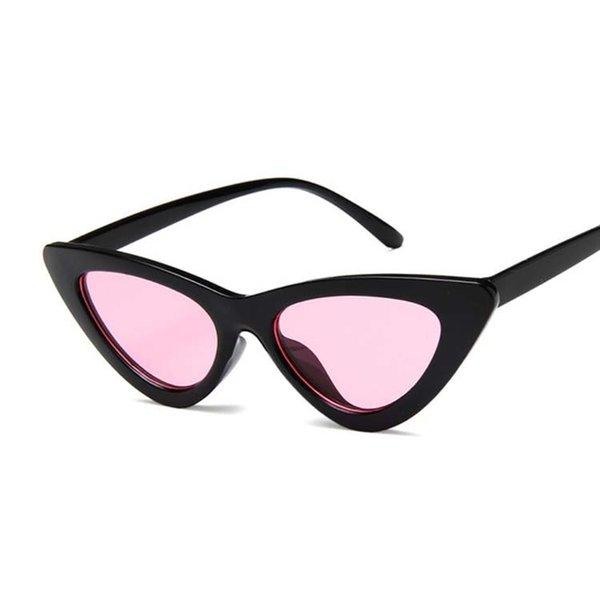 Черный розовый