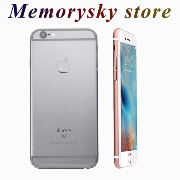 Apple iphone 6 6 iphone6 plu dual core 4 7 quot 5 5 039 039 1gb ram 16gb 64gb 128gb rom 8mp fingerprint original refurbi hed unlocked c