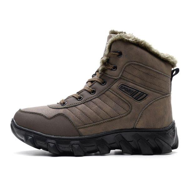 cb33572c03e2f 2019 nuevas botas de nieve para montañismo al aire libre modelos de  explosión de código extra grande zapatos calientes zapatos antideslizantes  zapatos de ...