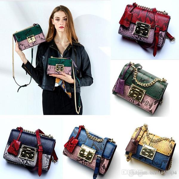 Hot Sale designer handbags genuine Leather Bags Women Handbag Bag Shoulder Bags Lady Small Golder Chains Totes Handbags Crossbody Bags