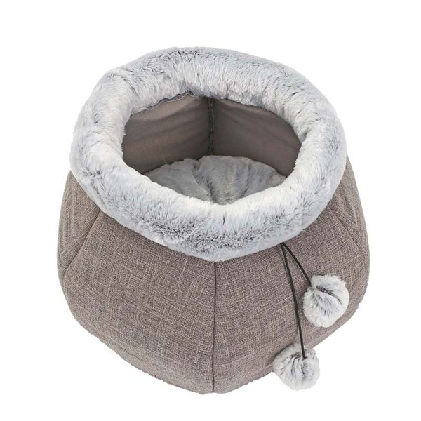 pets mat soft four seasons apply dog blanket round comfortable puppy nest plush cat sleeping bed new cute dog cat bed cushion