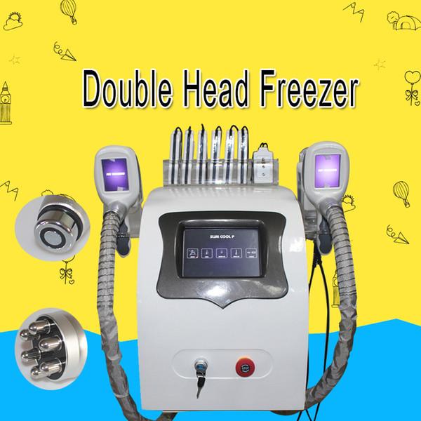 2019 cryo fat freezing vacuum Weight Loss Machine best cavitation rf slimming machine lipo laser cryo slimming beauty equipment