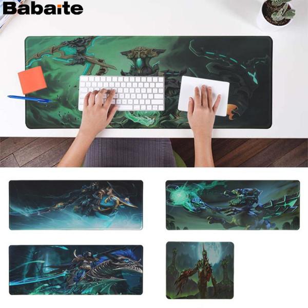 Babaite Custom Skin dota 2 Abaddon_Art Rubber PC Computer Gaming mousepad Free Shipping Large Mouse Pad Keyboards Mat