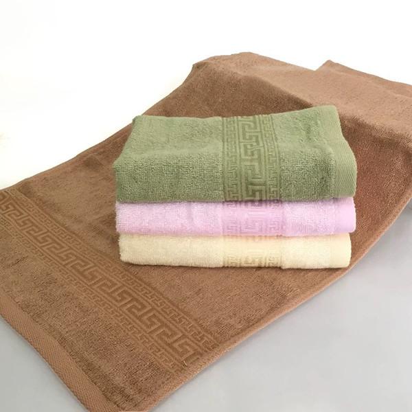 guyun elegant great wall break series bamboo charcoal fiber towel soft absorbent facial towels - from $22.19