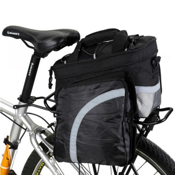 Bicicleta Ciclo Portabultos Bolso Desmontable Almacenamiento Portador Cesto