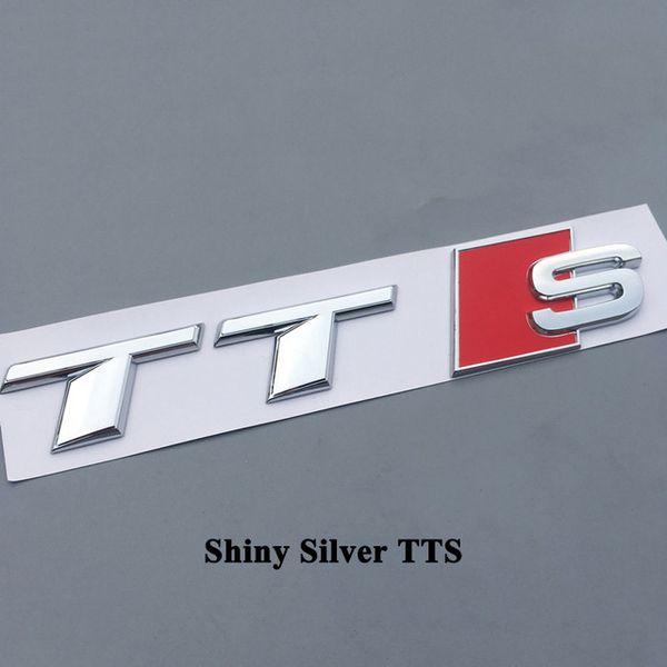 Parlak Gümüş TTS