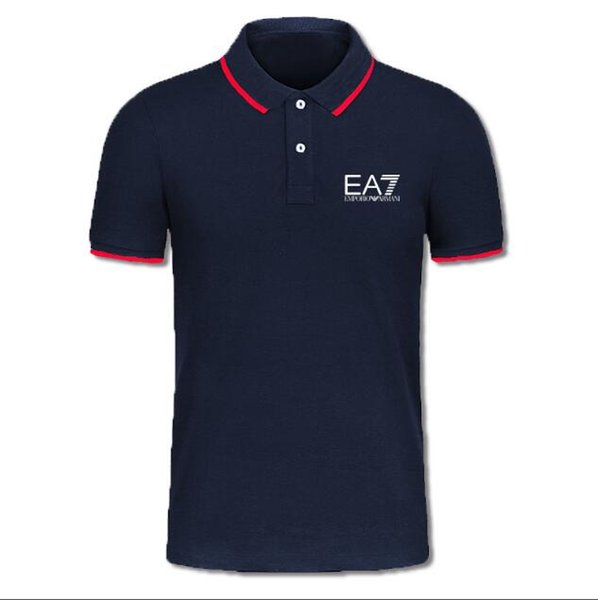 Brand Designer Summer Polo Shirt Embroidery Mens Polo T Shirts Fashion Style Shirt for Male Women High Street Top Tee