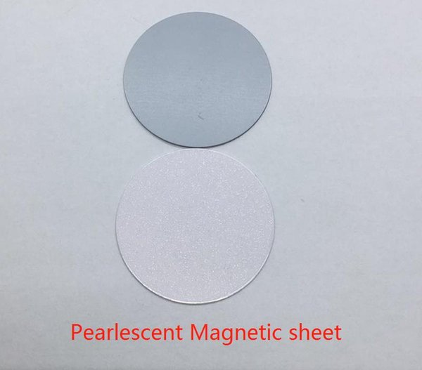 Pearlescent Magnetic sheet