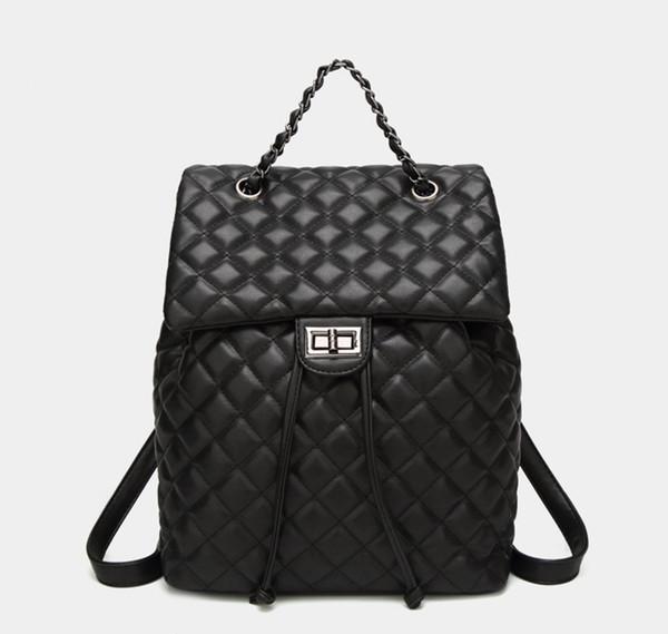 2019 nuova versione coreana delle donne della borsa a tracolla PU della borsa multi-funzione alla moda del sacchetto di coperture della conchiglia Shell
