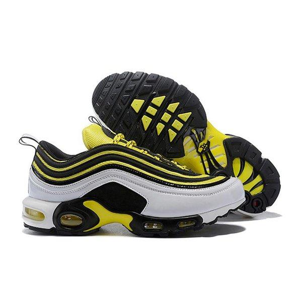 2018 New Plus Hommes Chaussures De Course Chaussures De Sport De Sport Zapatos Hombres Shox Taille 36-46
