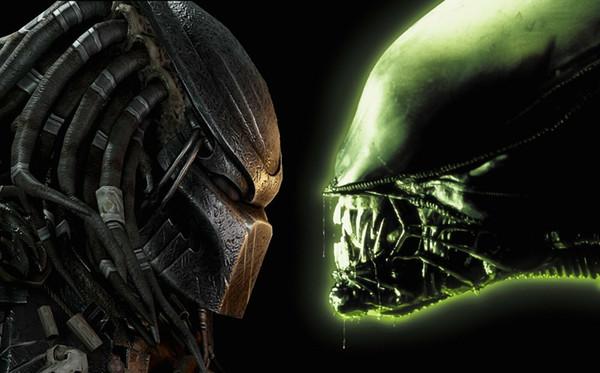 Predators VS Alien Hot movie wall decor Art Silk Print Poster 87
