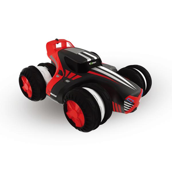 Silverlit ROCKET Virar carro elétrico de controle remoto 1:18 Crianças Big Wheels Car Toys For Boys LJJO7172