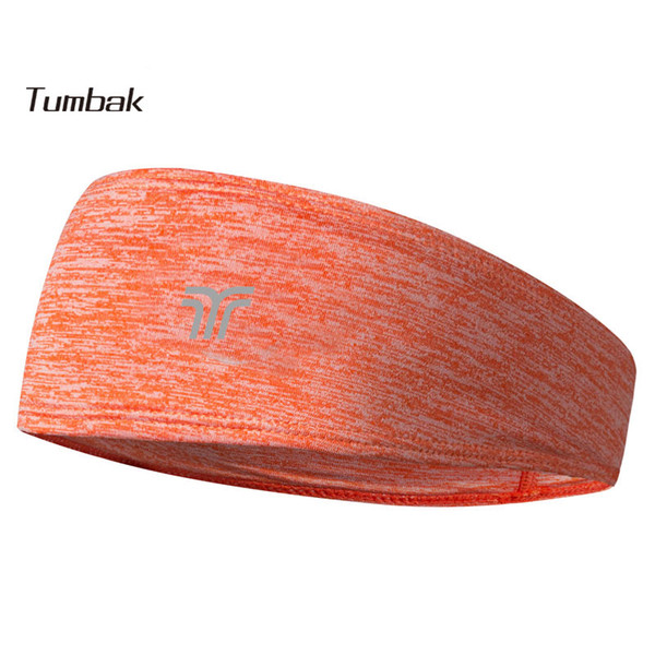 Headband Sport Yoga Headbands Yoga Accessories Elastic Widen Polyester Women Hairbands Absorb Sweat Unisex Sport Hair Band