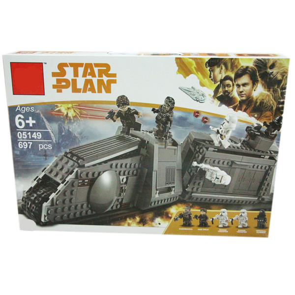 Star Plan Wars Imperial Conveyex Transport Building Kit Block Toys Compatible with Legoings