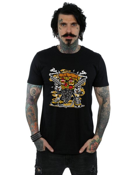 Drewbacca мужская пицца гангстер футболка