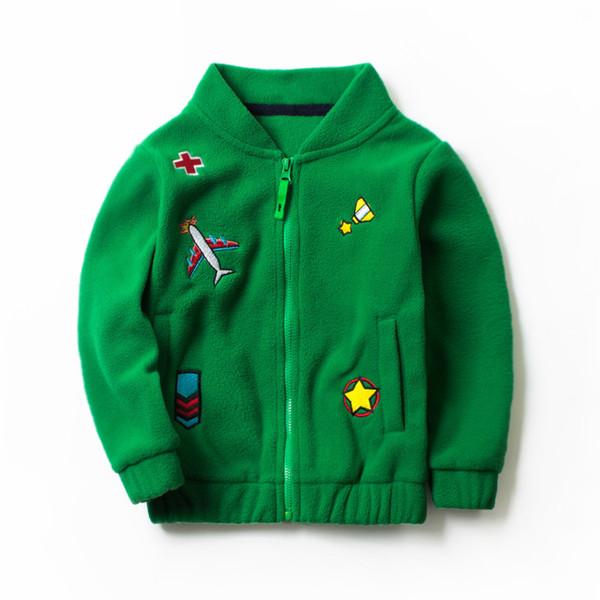 good quality spring autumn boys coats casual uniform jackets kids boys cotton warm outerwear fashion sports clothing brand clothes