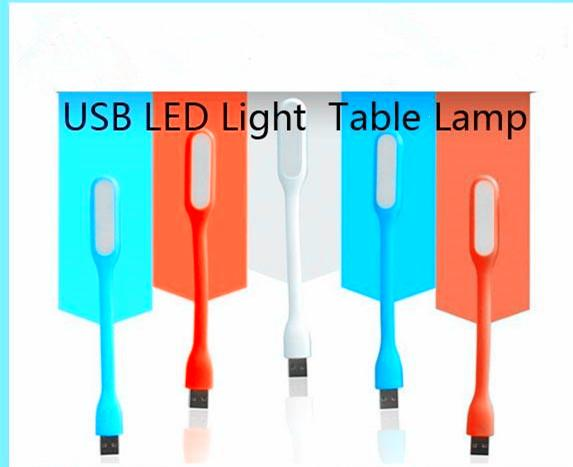 Brand Xiaomi USB Lighting USB Port LED Table Lamp Mini LED Light use for computer power bank USB port flexible and convenient