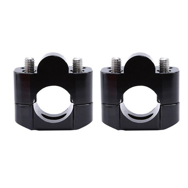 1 Pair Universal Motorcycle Faucet Handlebar 28Mm Fixing Stand Base Modified Motorcycle Clamps All Pressure Code