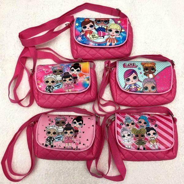 LOL sac à dos enfants jouets lol poupées sacs de stockage Birthday Party Favor pour filles cadeau sac recevoir paquet sac de plage de natation
