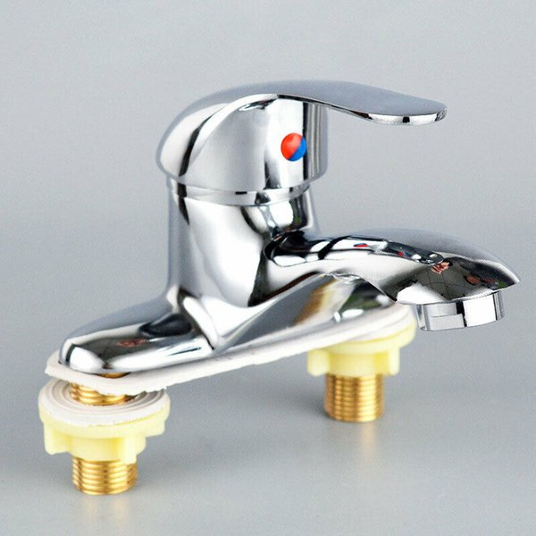 Pull Out Spray Basin Kitchen Sink Mixer Tap Spout Chrome Faucet Singe Handle Cold And Hot Bathroom Torneira