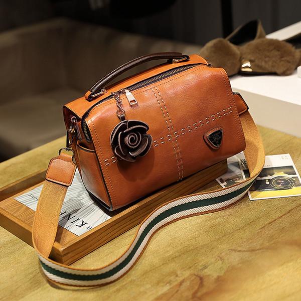 Nuova versione coreana del sacchetto di messaggero di nozze moda borsa di nozze selvaggia