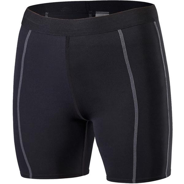 2018 novas mulheres de compressão yoga shorts mulheres correndo ginásio de fitness leggings calções atléticos esportes ao ar livre calças curtas # 40744