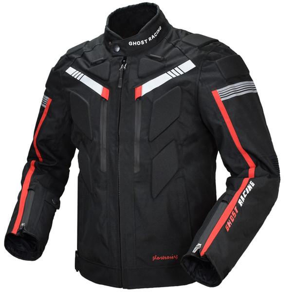 Бесплатная доставка четыре сезона хлопка рыцарь одежда cycing куртка мотоциклетная куртка гонки по бездорожью имеют защиту