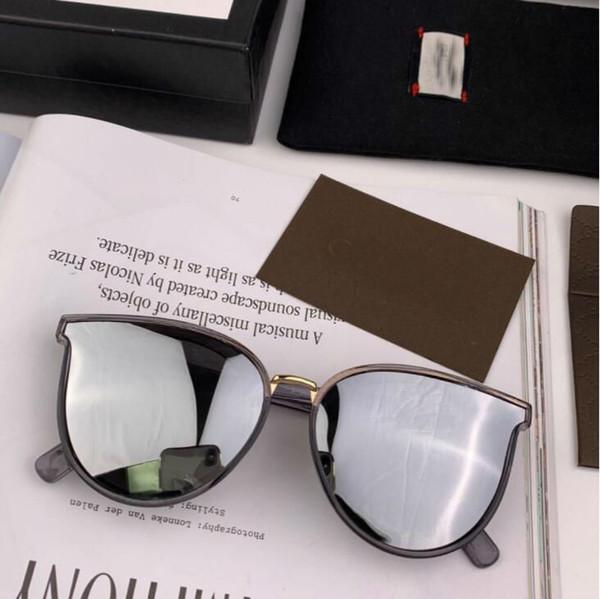 Lüks kadın güneş tasarımcı kadın güneş gözlüğü Plaj gözlükleri Klasik para Temelde vahşi ve güzel Erkekler ve kadınlar