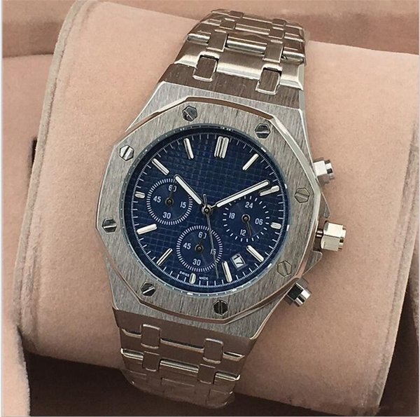 2019 men watche running topwatch tainle teel quartz wri twatche topwatch luxury watch relogie for men reloje gift