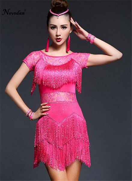 반소매 핑크