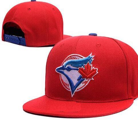 best seller snapback Blue Jays hat Online Shopping Street Strapback Fashion Hat Snapback Cap Men Women Basketball Hip Pop 05