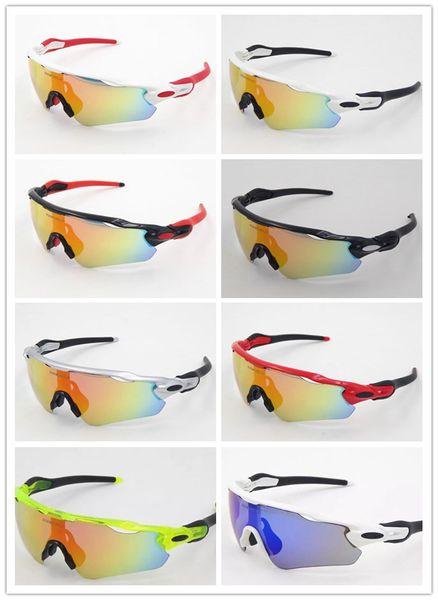 Marca Radar EV Passo óculos polarizados sol lentes óculos ao ar livre para homens ostenta óculos de sol andando óculos Ciclismo Eyewear uv400