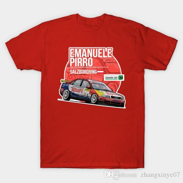 Emanuele Pirro - Salzburgring 1998 Camiseta
