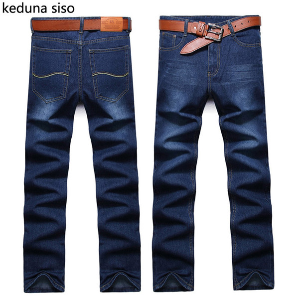 Autumn Winter Biker Jeans Men Casual Denim Straight Design Printed Cheap Clothes China Brand Clothing Fog Jeans homme masculino