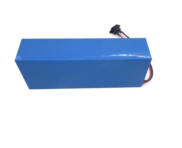 Poderosa Bateria de Bicicleta Elétrica 1800 W 60 V 20Ah Bateria de Lítio para Scooter Elétrico / Airwheel com Carregador 2A