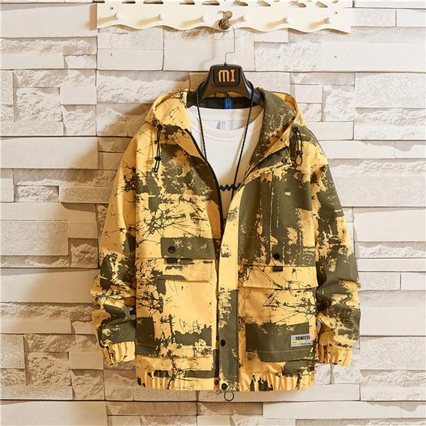 Tasarımcı Toptan Womens Tasarımcı ceketler Coats İlkbahar Sonbahar Fermuar Kapüşonlular Moda Spor Ceketler WINDBREAKER Coats M-4XL B101301Q