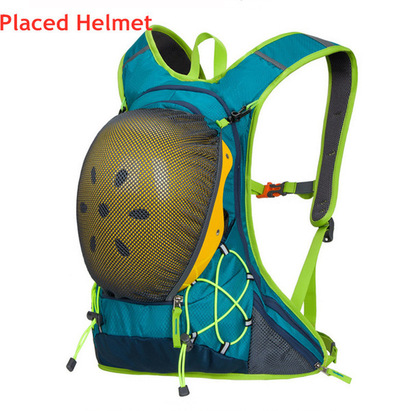 18l bicycle helmet riding bag outdoor running climbing water bag sport rucksack men women camping travel hunting hiking backpack thumbnail