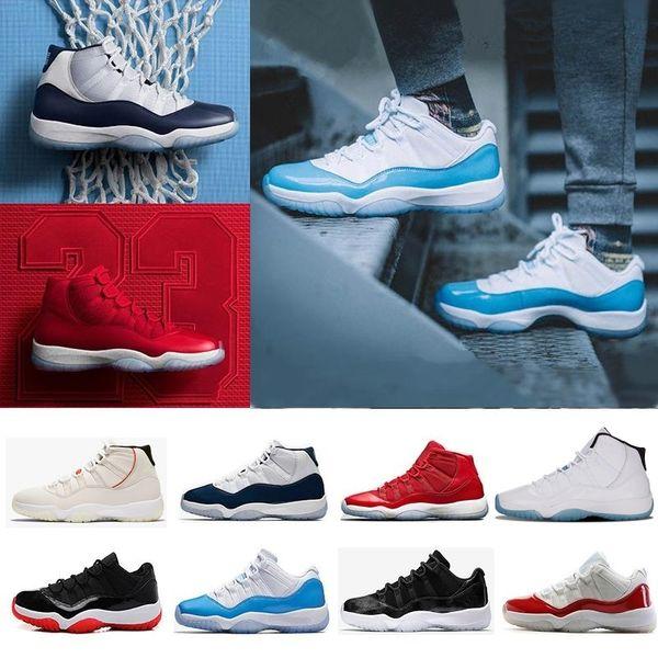 11 11s high low le Space s Jam black blue 45 men women Basketball Shoes Closing Geremony Georgetown Navy Gum black grey teal j11 Sneakers
