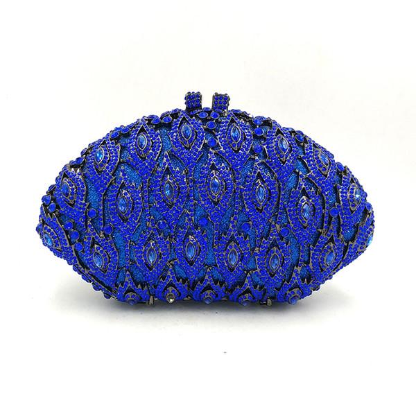 Mulheres de luxo saco de festa de noite de noiva de diamantes saco de diamantes acessórios de moda elegante shell carteira embreagens bolsa de cristal
