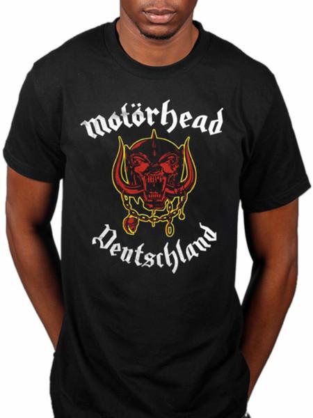 Official Motorhead World Cup Germany T-Shirt OverKill Bomber Ace of Spades War Men Women Unisex Fashion tshirt Free Shipping