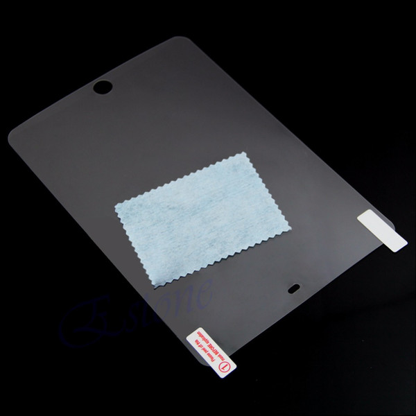 Protector Cover Film Anti-Scratch Anti-Dust Eliminate Glare For iPad Mini Free Gift Cleaning Cloth