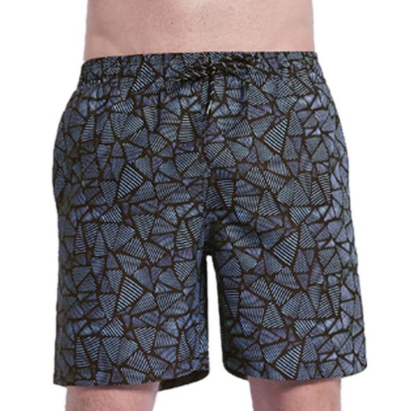 Print Swimwear Men Beach Men's Swimming Trunks Sexy Swimsuit Briefs Swimming Short for Men Swimwear sunga maillot de bain homme