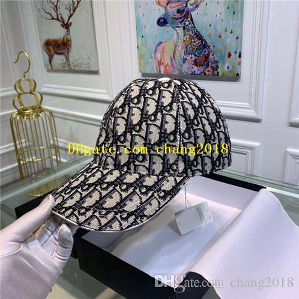 2019 top qualty luxury designer hats caps fashion Snapback Baseball football Sport womens mens designer Hats caps for men women 102