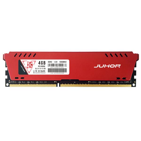 JUHOR Seiko series PC DDR3 1066 4G Desktop memory