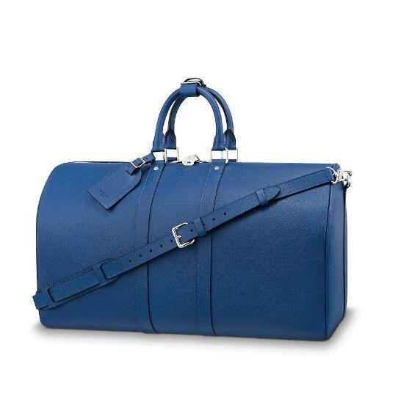 2019 KEEPALL BANDOULIERE 50 M33454 Мужские сумки через плечо Поясная сумка Сумки Портфели Портфели Багаж