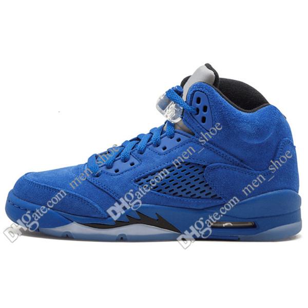 #04 Blue Suede