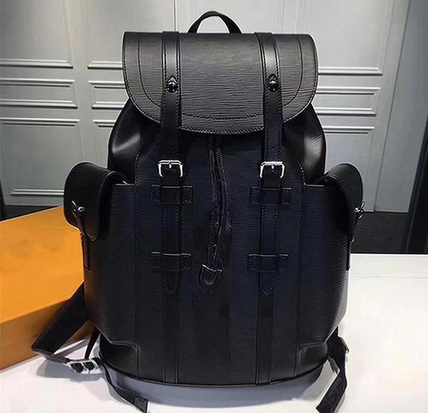 Luxusfrauenhandtaschen Heißer Verkaufsrucksackentwerfer 2018 Art und Weisefrauendame schwarzer roter Rucksackbeutel bezaubert freies Verschiffen