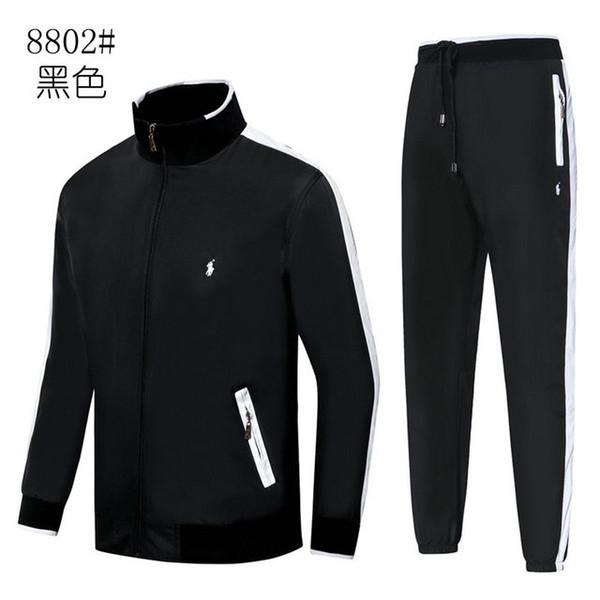 2019 nuovi pantaloni da uomo a manica lunga autunno e inverno di alta qualità 190908 # 022